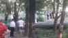 ALERTĂ. Un bărbat ameninţă că va trage din armă în sectorul Buiucani al Capitalei