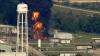 Uzina de produse chimice din Texas a fost cuprinsă din nou de flăcări (VIDEO)