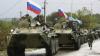 Ucraina este îngrijorată de manevrele pe care Rusia le va desfăşura în această lună
