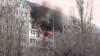 Explozie la Constanţa. Doi oameni au murit, iar patru au fost răniţi în urma izbucnirii flăcărilor