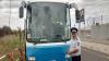 Mai multe microbuze de rută din Capitală, controlate în cadrul operațiunii speciale Autobuz (VIDEO)