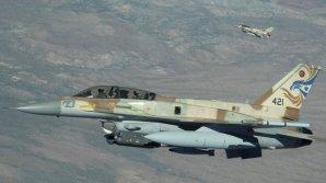 Israelul a atacat o bază militară siriană, unde sunt depozitate arme chimice