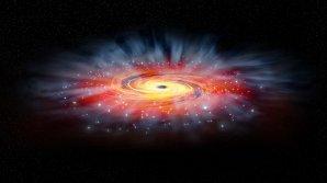"""Sagittarius A, gaura neagră supermasivă din centrul Căii Lactee, are o """"soră"""" mai mică"""