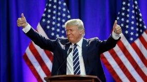 GESTUL RUŞINOS al lui Trump. Preşedinntele SUA a greşit numele unei ţări