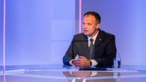 Preşedintele Parlamentului, Andrian Candu invitat special la Fabrika. Cele mai importante declarații