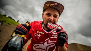 Nicholi Rogatkin a reuşit acrobaţia de senzaţie la competiţia MTB Freeride (VIDEO)