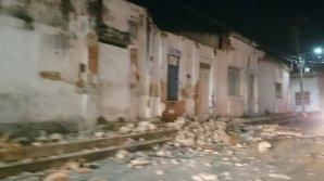 PRIMELE IMAGINI în urma cutremurului de 8.1 care a avut loc în Mexic (GALERIE FOTO/VIDEO)