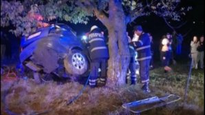 Accident tragic! Doi tineri și-au pierdut viața