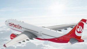 Noi anulări la Air Berlin. 32 de zboruri au fost paralizate, iar 150 de piloţi au anunţat că sunt bolnavi
