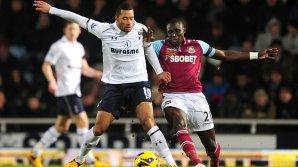 Tottenham Hotspur a învins West Ham United cu scorul de 3-2