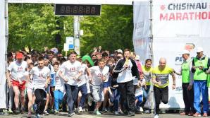 Condiţii egale pentru orice categorie de participanţi la Maratonul Internaţional de la Chişinău