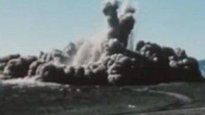 Testul nuclear efectuat de Coreea de Nord a provocat alunecări de teren în zona exploziei