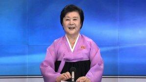 Cine este cea mai proeminentă figură a televiziunii din Coreea de Nord şi de ce se tem duşmanii când o aud