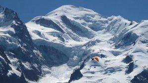 Cel mai înalt vârf din Europa, Mont Blanc, a pierdut un centimetru în doi ani
