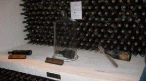 """Peste un milion de sticle de vin sunt păstrate în vinoteca """"Cricova"""". Prețul unora ajunge la câteva zeci de mii de euro"""