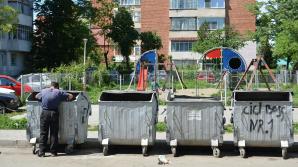 Bălţi: Terenuri de joacă pentru copii aplasate lângă o platformă de gunoi