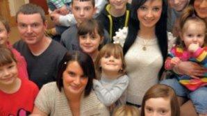 Bucurie imensa. Cea mai numeroasă familie britanică anunță venirea pe lume a celui de-al 20-lea copil