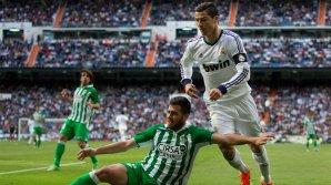 Echipa Real Madrid, învisă acasă! Echipa lui Zinedine Zidane a pierdut meciul cu Betis Sevilla