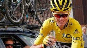 Victorie pentru Chris Froome. Ciclistul s-a impus pentru prima dată în carieră în Turul Spaniei