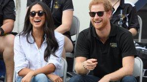 Prima apariţie în public al prinţului Harry și iubita sa, actrița Meghan Markle (FOTO/VIDEO)