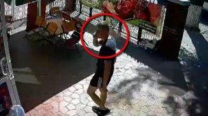 A FĂCUT ASTA ZIUA ÎN AMIAZA MARE! Dacă îl cunoşti, anunţă Poliţia (VIDEO)