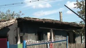 EXPLOZIE în satul Hrubna Nouă. O casă s-a prăbuşit. O fetiţă de 4 ani A MURIT