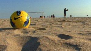 Naţionala de fotbal pe plajă a Republicii Moldova atacă o nouă calificare în Divizia A