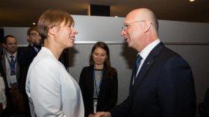 Estonia și SUA susţin Moldova în retragerea trupelor străine
