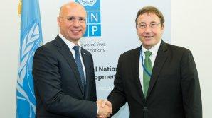 PNUD reconfirmă sprijinul în dezvoltarea şi modernizarea Republicii Moldova