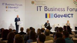 Pavel Filip încurajează companiile din domeniul TIC să participe la fondarea parcurilor IT