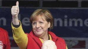 Germania a ales. Primele rezultate exit poll: Partidul Angelei Merkel câştigă scrutinul