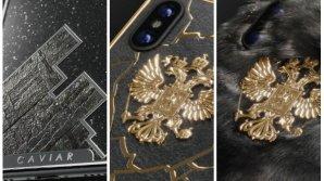 O companie din Rusia va crea huse din blană de nurcă pentru iPhone 8