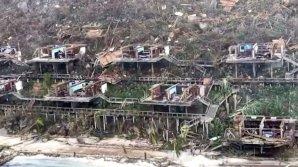 Irma a ajuns în Insulele Virgine Britanice: 100 de deţinuţi au evadat dintr-o închisoare
