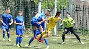 Tinerii fotbalişti ai Sheriff-ului aşteaptă cu nerăbdare evoluţia primei echipe în grupele Ligii Europei