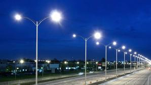 Satul Mileşti a devenit mai luminos. Peste 300 de corpuri de iluminat au fost instalate pe o distanţă de 17 kilometri