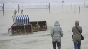 Nordul Europei, devastat de furtuna Sebastian. Cel puţin trei persoane au murit în Germania