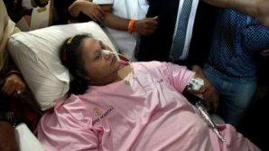 Cea mai grasă femeie din lume a decedat în urma unei insuficiențe cardiace. Află cât cântărea
