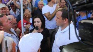 Presa din România: Maia Sandu nu poate crește în sondaje, deși se află în opoziție. Care este cauza
