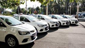 Uniunea Europeană a oferit cinci automobile pentru Echipele mobile de pe ambele maluri ale Nistrului