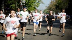 Se apropie Maratonul de la Chișinău. Aproape 50 de persoane au participat la antrenament