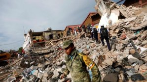 CUTREMUR DEVASTATOR în Mexic. Cel puţin 248 de oameni şi-au pierdut viaţa (FOTO/VIDEO)