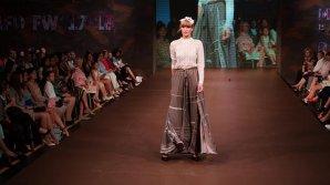 Designerii moldoveni şi-au prezentat colecţiile de toamnă-iarnă. Ce culori sunt în vogă