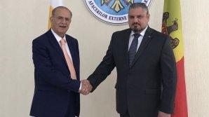 Relațiile bilaterale moldo- cipriote, discutate de ministrul de Externe Andrei Galbur şi omologul său Ioannis Kasoulides