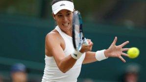 Muguruza a câştigat prima partidă în calitate de lider mondial al tenisului feminin