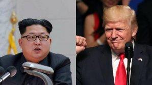 """Reacția Coreei de Nord, după amenințarea lui Donald Trump: """"Câinii latră, caravana trece"""""""