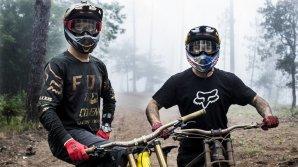 Francisco Pardal şi Andreu Lacondeguy s-au întrecut pe Lousa Bike Park din Portugalia