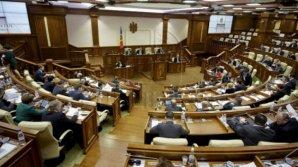 Boicot la prima ședință a legislativului. PLDM, PCRM şi PSRM au părăsit sala de ședințe a Parlamentului