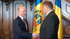 Premierul Pavel Filip se va întâlni cu preşedintele României, Kalus Iohannis, la New York