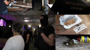 Descinderi cu mascaţii de la Fulger în trei localuri de noapte din Capitală. Cinci persoane, escortate la Inspectorat