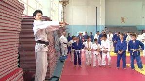 Japonezul Hironori Ișikawa a predat lecţii judocanilor şi antrenorilor moldoveni